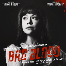 bad blood alisson hendrix