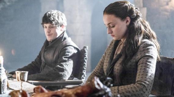 Sansa e Ramsey
