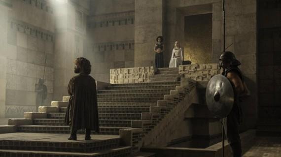 Tyrion e Daenerys