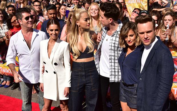 X Factor UK 2016 Judges Meet the Cast  Heavycom