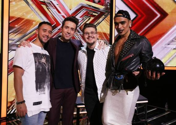 uktv-x-factor-live-show-nick-grimshaw-and-the-boys